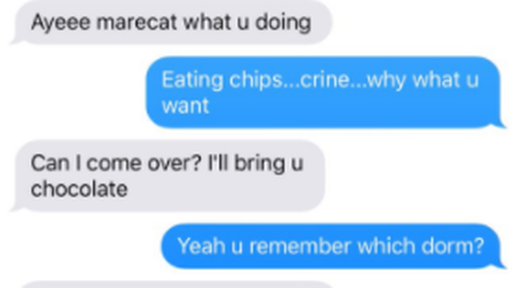 Sad boy's attempt at hooking up reminds us to text carefully