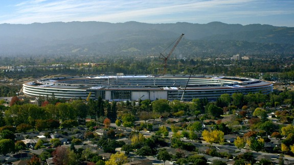 The 'Apple Park' spaceship campus will open in April…and it looks amazing